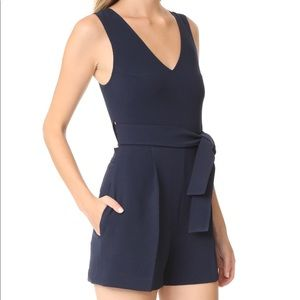 Club Monaco navy romper